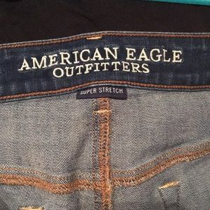 American eagle outfitters skinny kick jean